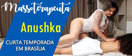 Massoterapeuta Anushka