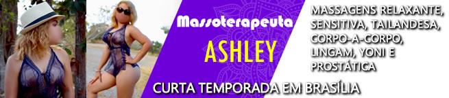 Massoterapeuta Ashley