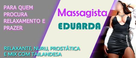 Massagista Eduarda