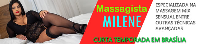 Massagista Milene