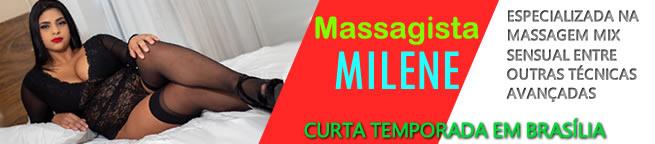 Massagista Milene