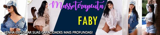 Massoterapeuta Faby