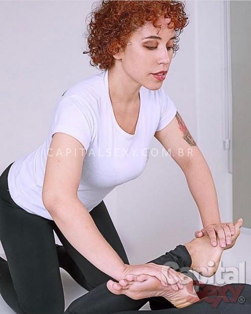 Massoterapeuta Jess
