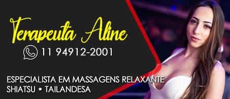 Terapeuta Aline