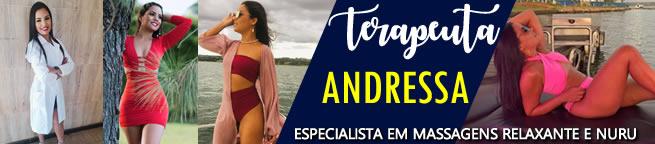 Terapeuta Andressa