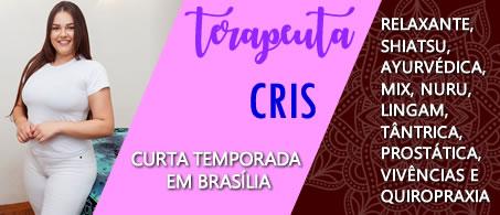Terapeuta Cris