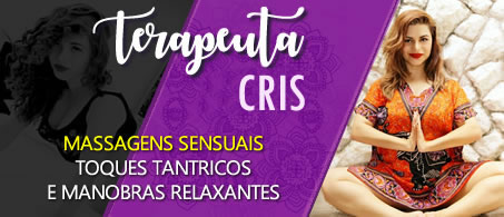 Terapeuta Cris Ruiva