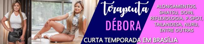 Terapeuta Débora