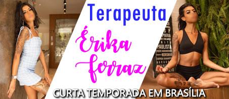 Terapeuta Erika Ferraz