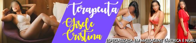 Terapeuta Gisele Cristina