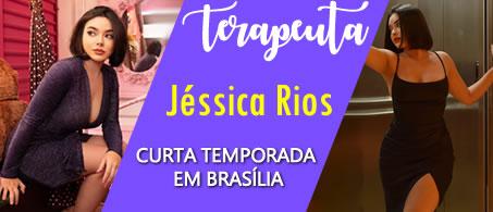 Terapeuta Jessica Rios
