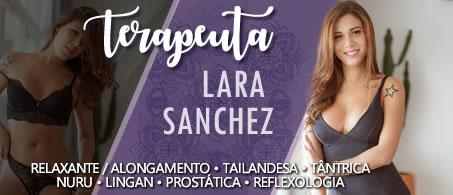 Terapeuta Lara Sanchez