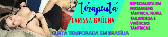 Terapeuta Larissa