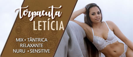 Terapeuta Letícia