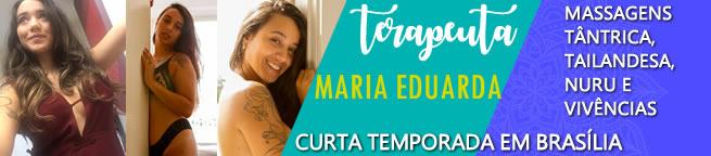 Terapeuta Maria Eduarda