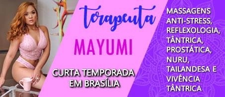 Terapeuta Mayumi