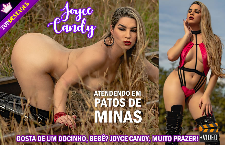 Joyce Candy
