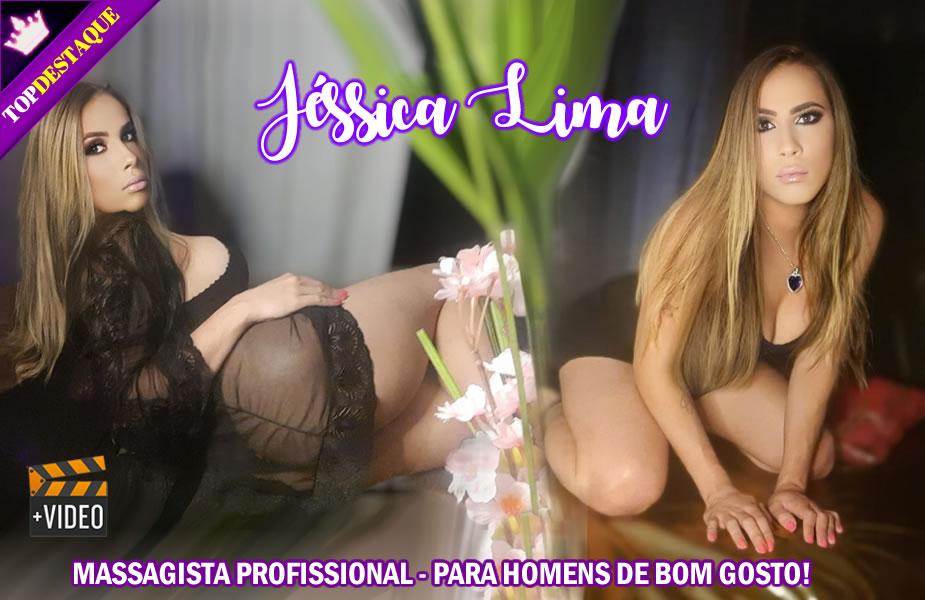 Terapeuta Jéssica Lima